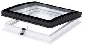 wentylacja i doświetlenie dachów płaskich VELUX