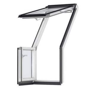 Doświetlenia dachowe Velux