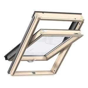 Wysokiej jakości, energooszczędne okna derewniane VELUX