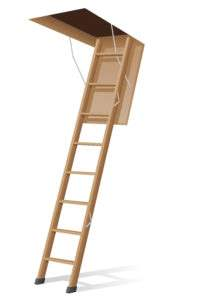 schodyy na strych Fakro