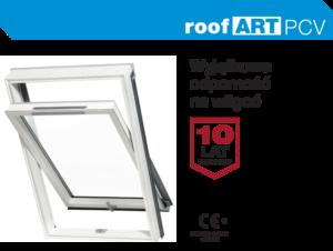 Okna dachowe RoofART PCV