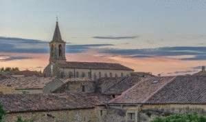 dachy kościół