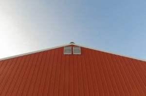 dachy trapezowe