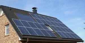 pokrycia dachowe panele słoneczne