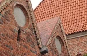 pokrycia dachowe kościół