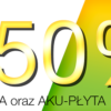 Promocja Isover rabat aż 50%