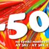 Promocja ALPOL – Rabat 50%