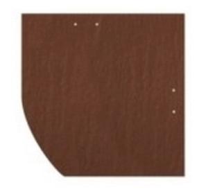 struktonit brązowy