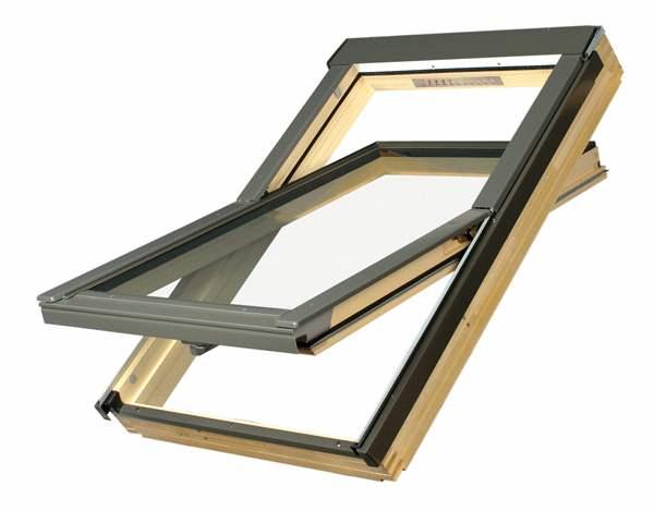 fakro okno dachowe dwuszybowe fts-v u2