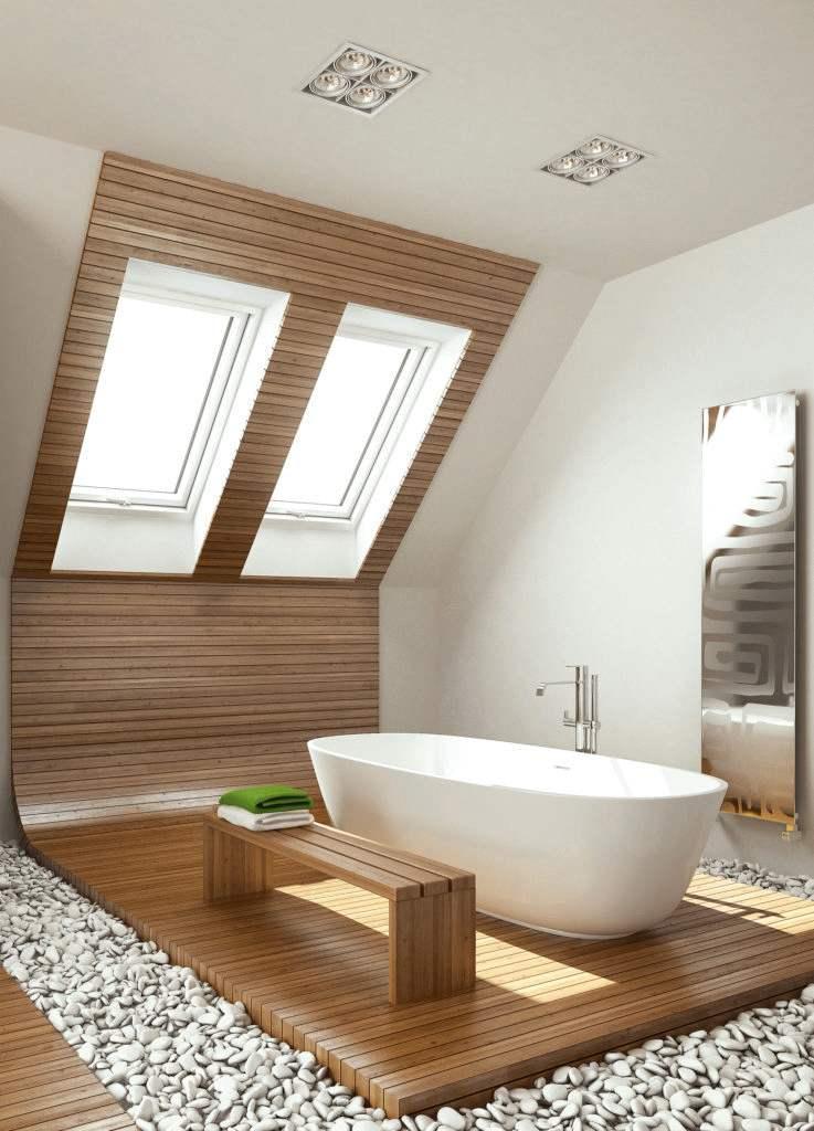 Okno dachowe FAKRO łazienkowe