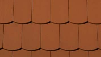karpiówka Creaton Profil gładki segmentowa Nuance miedź angoba