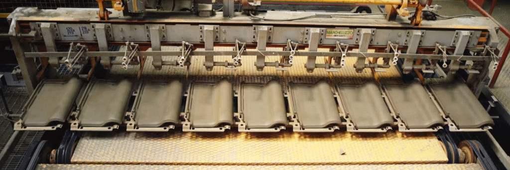 roben produkcja dachówek ceramicznych