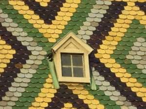 pokrycia dachowe kolorowe