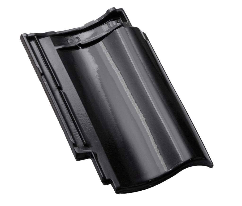 dachówka ceramiczna czarna