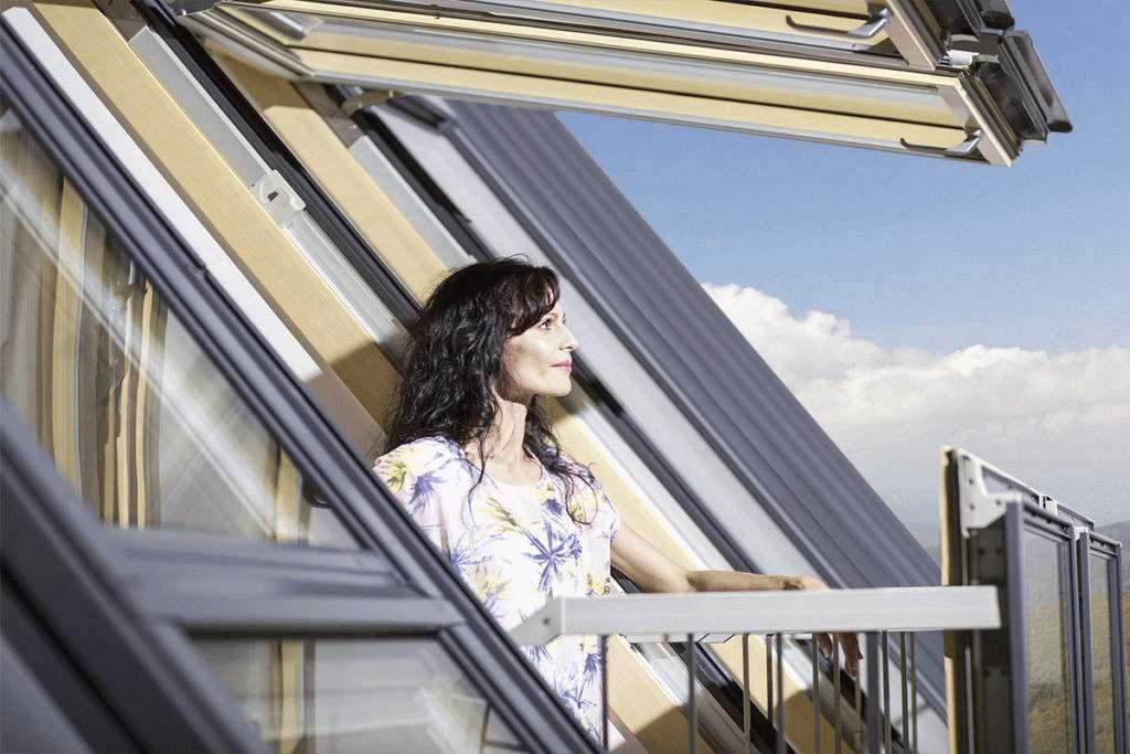 okno dachowe galeria balkonowe