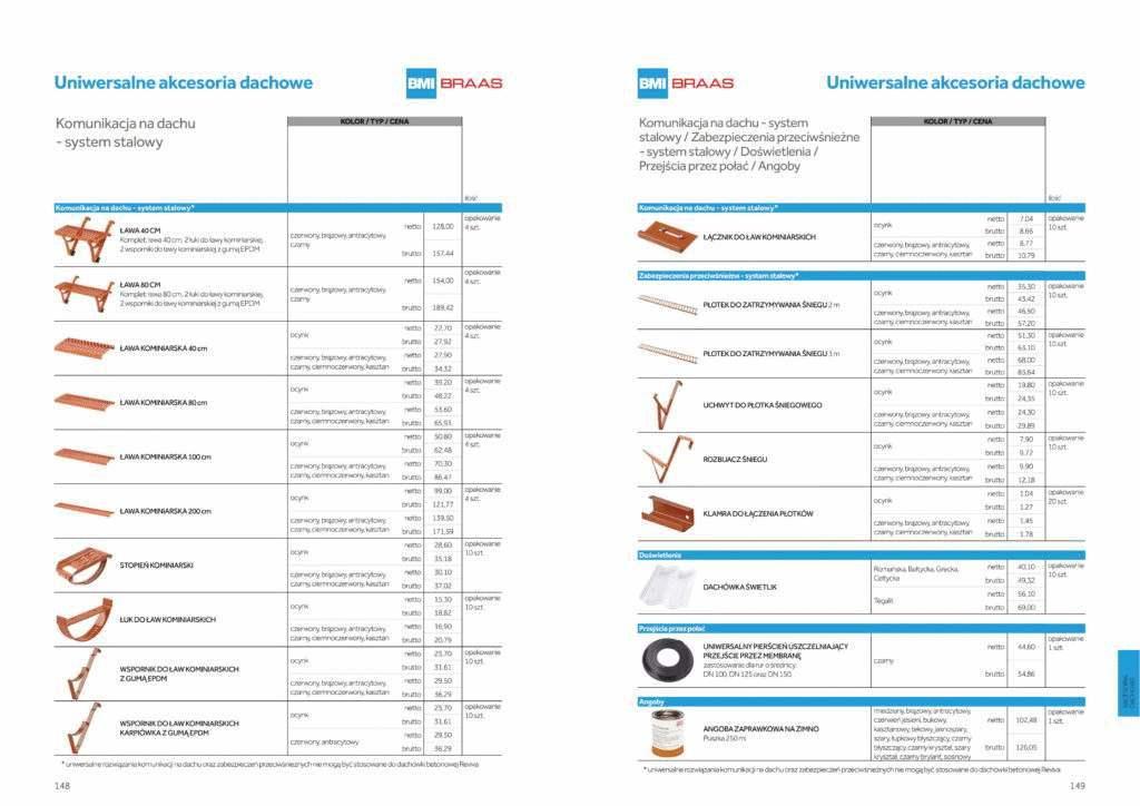 ceny dachówek ceramicznych