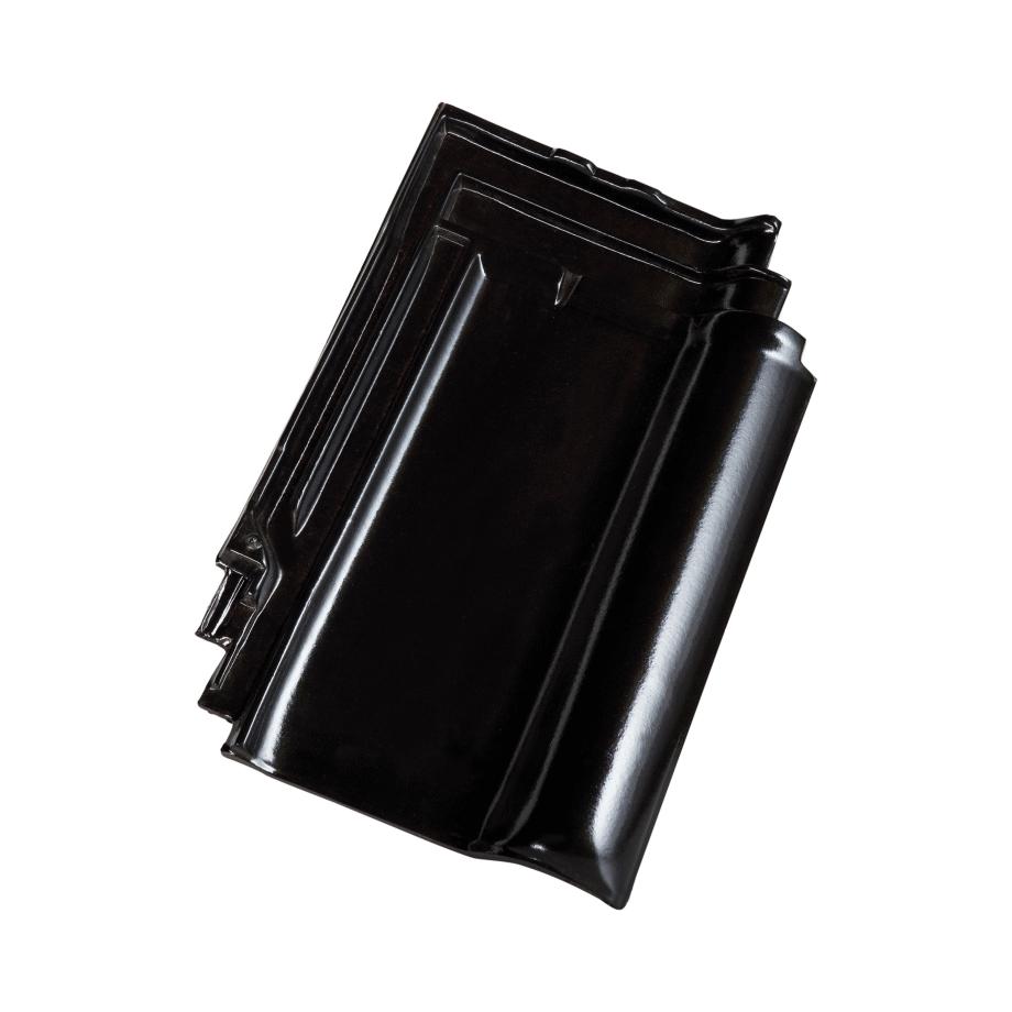 Renesansowa L15, czarna angoba szlachetna
