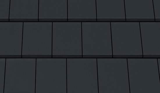creaton domino NUANCE Czarny matowy angobowany