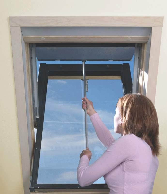 rolety na okna dachowe fakro