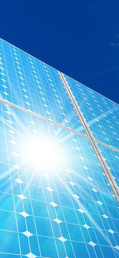 panele słoneczne na dach