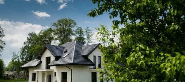 blachotrapez pokrycie dachu