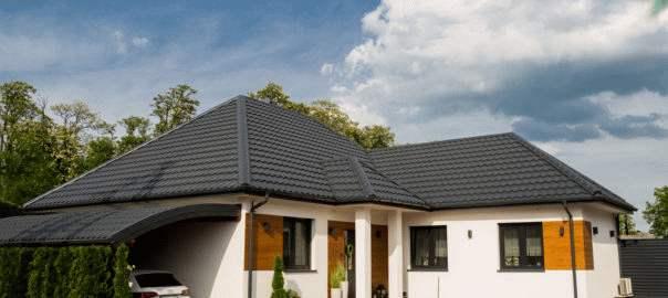 najlepsze pokrycie dachu