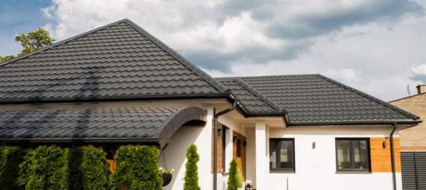 pokrycie dachu blachodachówka