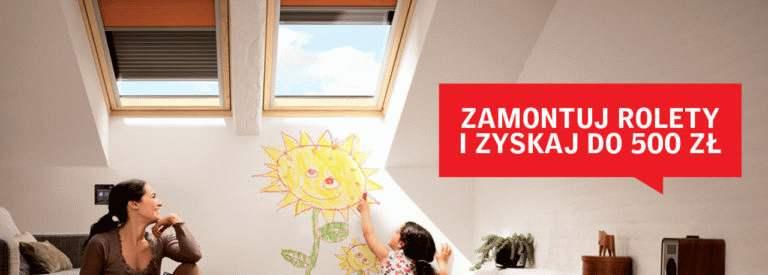 velux okna dachowe promocja