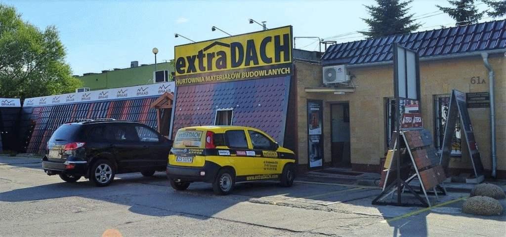 Szczecin dachy
