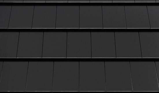 Simpla Finesse czarna glazurowana