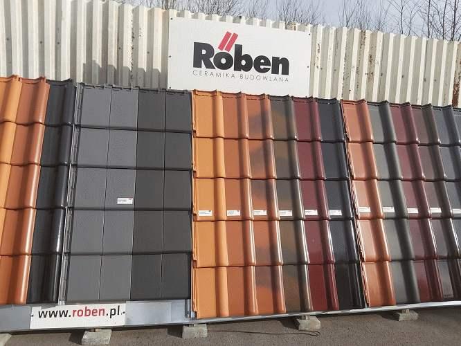Dachówki Roben