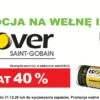 Gorzów wielkopolski – extra Promocja! rabat na wełne ISOVER 40%