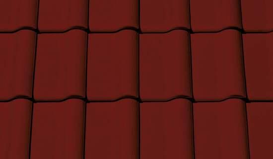dachówka angobowana ceramiczna