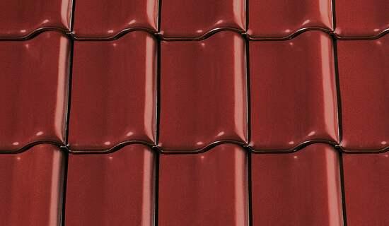 dachówka glazurowana ceramiczna