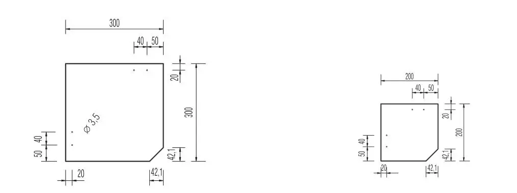 struktonit rozmiary 20x20 30x30