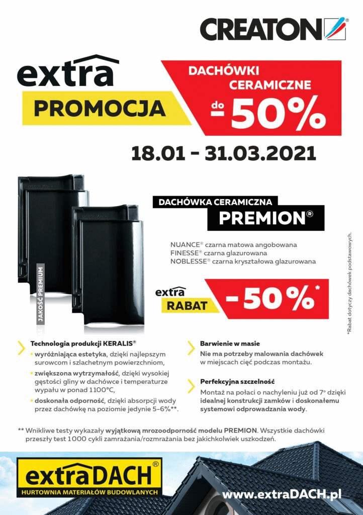 promocja na dachówki creaton 50% rabatu (2)