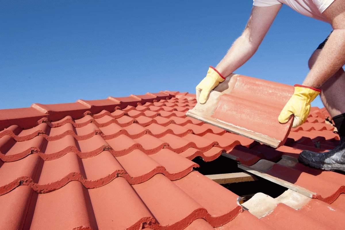 dkąt nachylenia dachu a pokrycie dachu dachówki ceramiczne