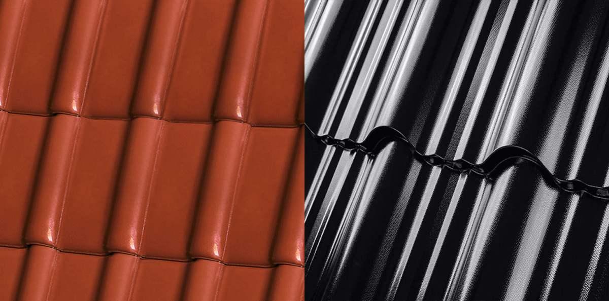 blachodachówka czy dachówka - jakie pokrycie dachu wybrać