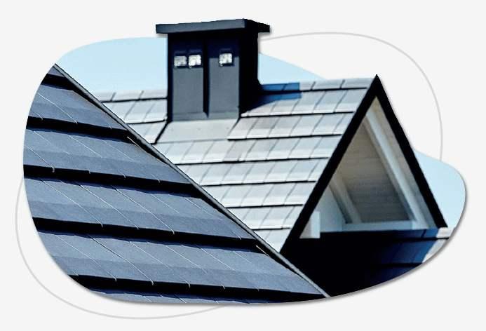 nowoczesne dachówki koramic płaskie
