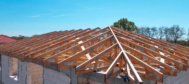 konstrukcja pokrycia dachowego