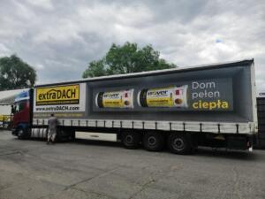 Transport dachówek płaskich Szczecin